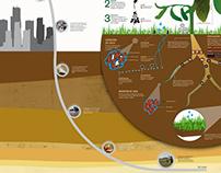 Megagráfico - Explotación del suelo