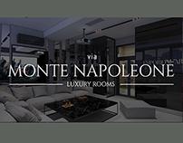 Monte Napaleone.Emporio Armani cabinet.