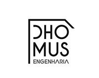 Redesign Dhomus Engenharia
