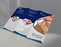 Aljesri Polyclinic Trifold Brochure