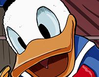 Donald meets Donald