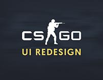 CS:GO - UI Redesign