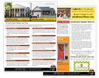 The John Briscoe Team Quarterly Newsletters