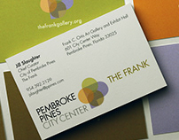 Pembroke Pines City Center Logo and Brand Identity