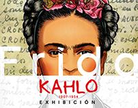 Exhibición Frida KAHLO