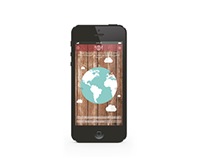 App Design: Worldy Cuisine