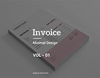 invoice vol-01