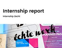 Internship report | Zecht