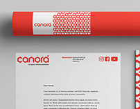 Canorá Brand Work