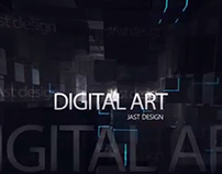 Digital Art by JAst Design - Digital Music Video