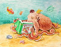 Reading Octopus