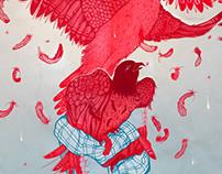 Illustrated Song // Fourth of July (Sufjan Stevens)