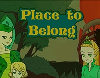 Hypercomic_Place to Belong