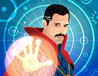 Dr Strange Mercury