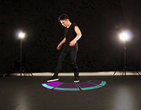 Interactive Dancefloor