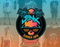 J!NX Summer 2018 Line