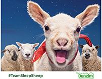 Dunelm #TeamSleepSheep