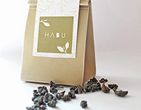 Habu Tea Packaging