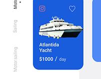 Atlanda Yacht Redesign