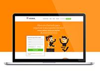 Website Milldesk
