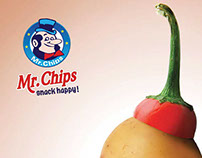 Mr. Chips New Flavors