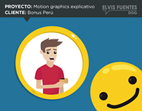 Motion graphics explicativo