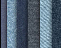 Download Free Seamless Denim Textures