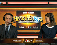 Hearth stone part II. Interfaces for broadcast