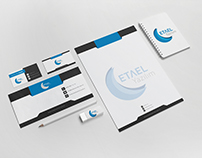 Etael Logo and Corporate Identity Design