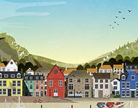 Cornish town