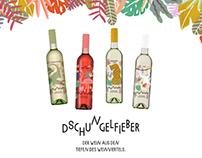 Dschungelfieber – Wine Labels
