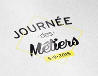 Journée des Métiers logo