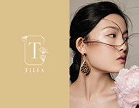 TILLA Jewelry // интернет-магазин