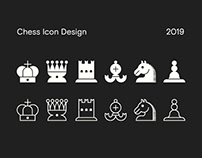 Chess Icon Design — 2019