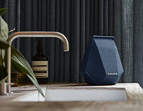 Dynaudio wireless speaker 'Music' series