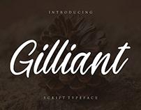 Gilliant Script Font