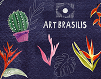 Art Brasilis - Watercolor Elements