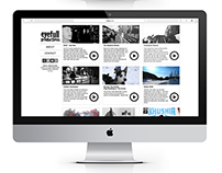 Eyefull Productions - Web Design - Branding
