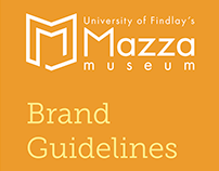 Mazza Museum Brand Guidelines