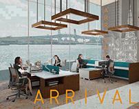 Arrival- Boat Transportation Hub 2018 HOK Competition