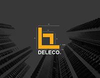 DELECO - visual identity