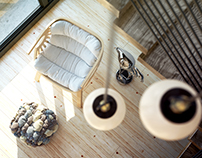 Living Room - CG Image