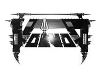 Voivod animated band logo