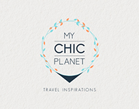 MY CHIC PLANET | Branding | Logo