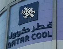 Qatar Cool Rebrand