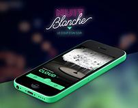 Paris Nuit Blanche  - App