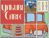 Yakuri Cable EP (2014)