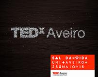 TEDxAveiro 2015 : Sal da Vida
