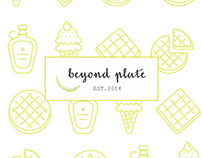 Beyond Plate Menu Design