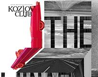 New KozlovClub posters. August / September